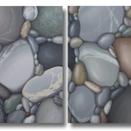 Discovery Diptych 40X60